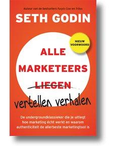 Alle marketeers -liegen- vertellen verhalen