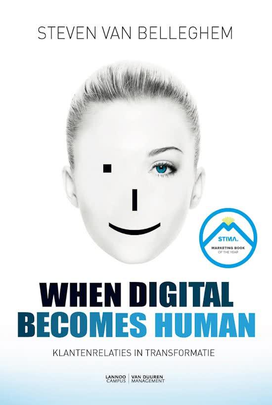 When Digital Becomes Human - Steven van Belleghem